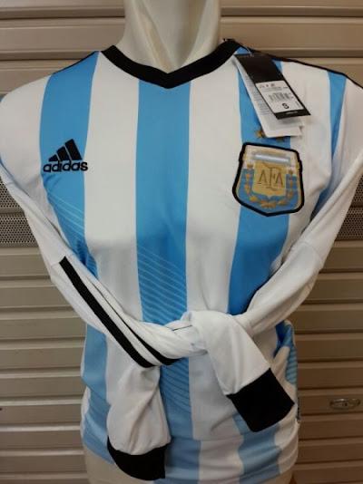 Jual Jersey Argentina Lengan Panjang