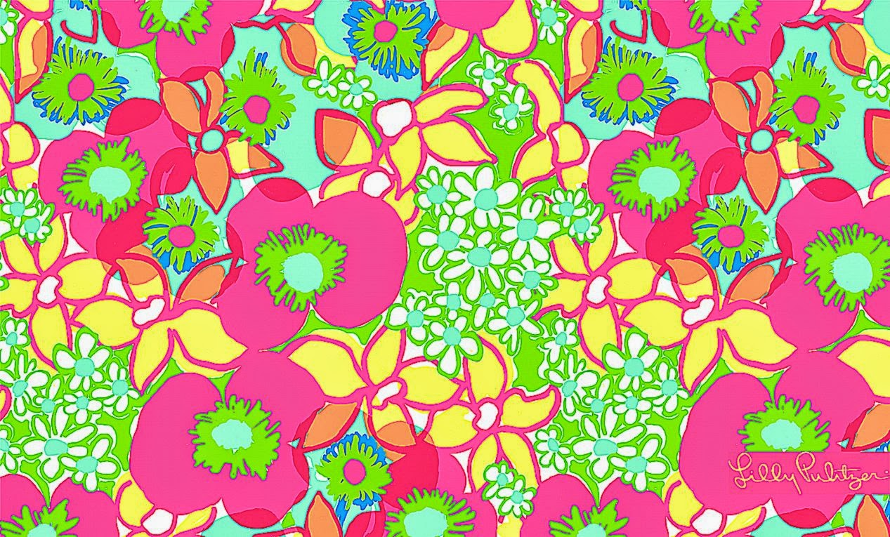 ice cream wallpaper  The Juice Stand – Lilly Pulitzer Fashion Blog