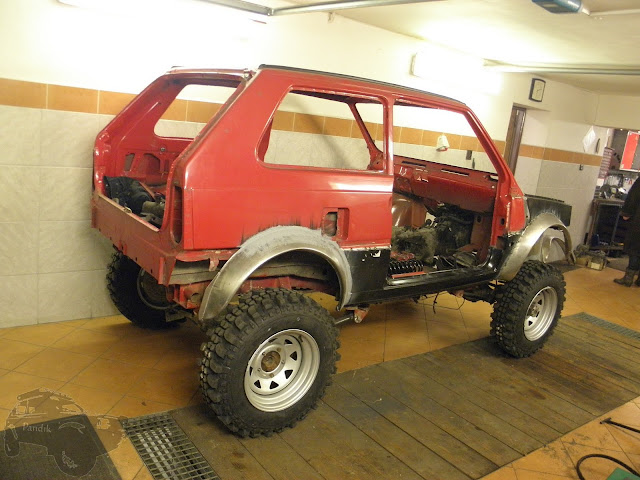 Technical my panda 4x4 off road page 6 the fiat forum for Panda 4x4 sisley off road