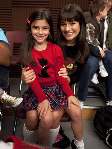 Mini Glee Rachel