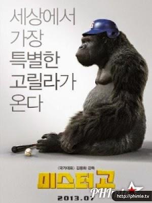 Phim Mr Go - Mi-seu-teo Go - Mi-seu-teo Go (2013)