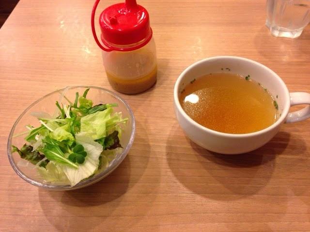 デンバープレミアム サラダ スープ