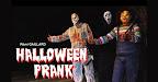 Halloween: Rémi Gaillard prega partida assustadora e sangrenta