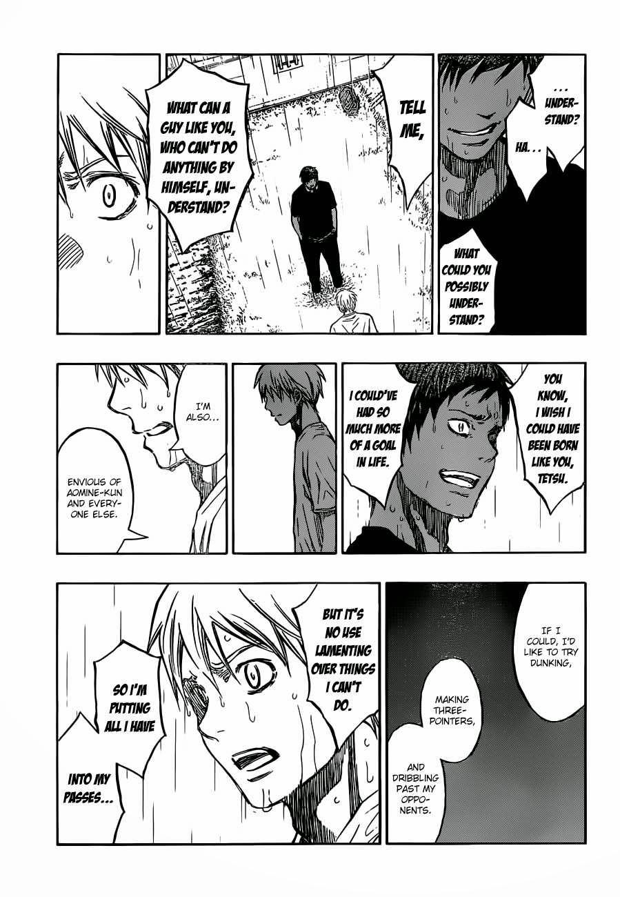 Kuroko no Basket Manga Chapter 220 - Image 15