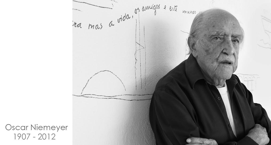 Oscar Niemeyer 1907 – 2012