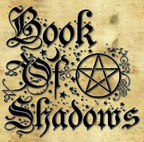 Book Of Shadows Or Grimoire