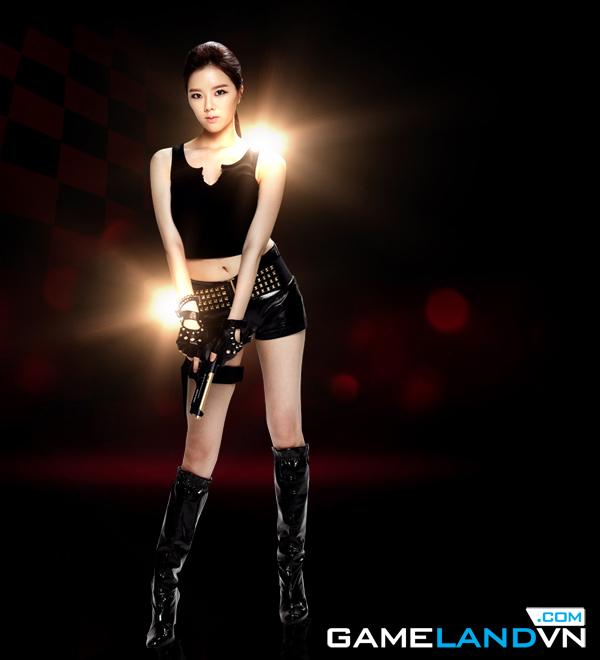 Go Du Rim là đại sứ hình ảnh của Daybreak Online 19