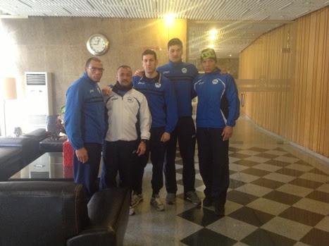 64° Torneo di Strandja - Sofia: Capuano conquista il Bronzo nella categoria 75 Kg