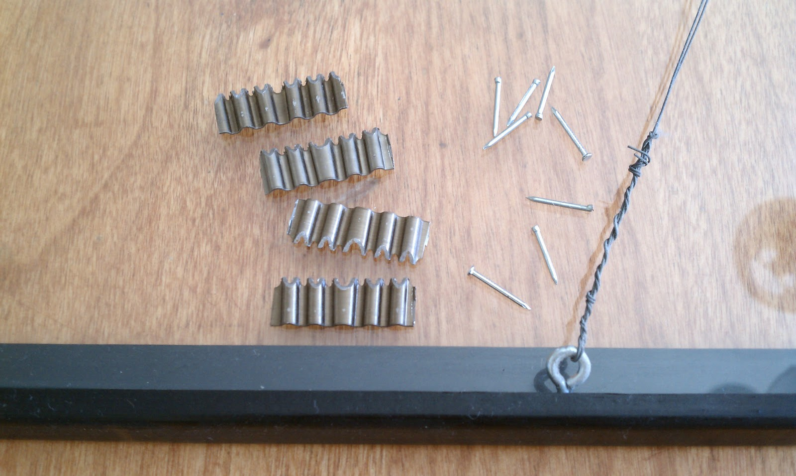 picture frame corner fasteners