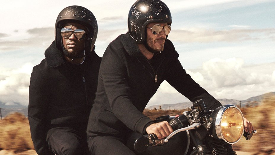 H&M Presents The Road Trip featuring David Beckham and Kevin Hart