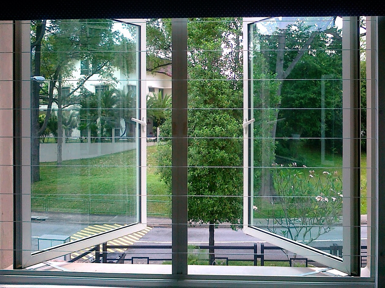 Window grille kota kinabalu - Even Wider Gap Source Invisiblegrille Blogspot Com