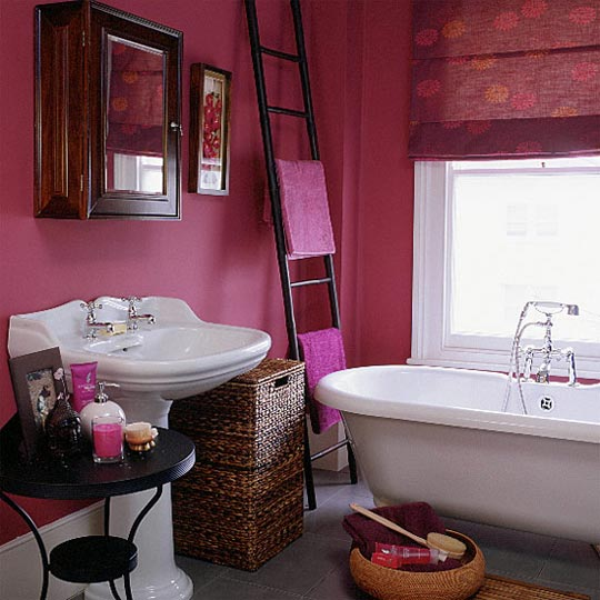 home design ideas girly bathroom decor