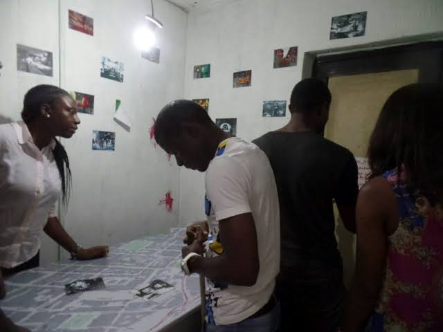 image result for escape room, lagos.