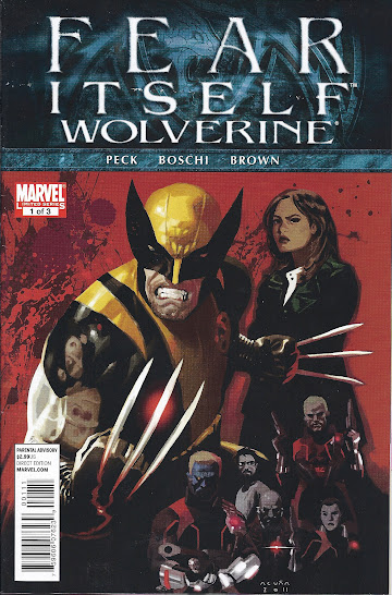 Wolverine is my favorite