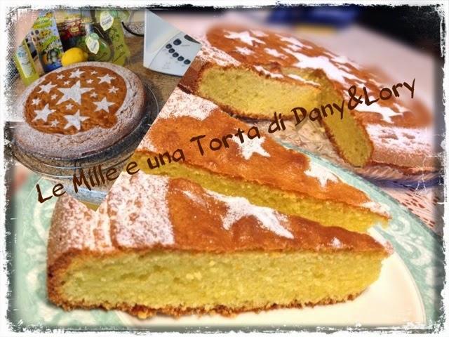 torta caprese al limoncello sofficissima - con e senza bimby
