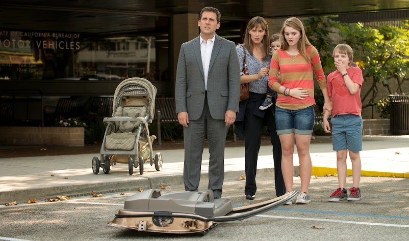 The Cooper Family Surviving Another Day inin Alexander and the Terrible Horrible, No Good, #VeryBadDay