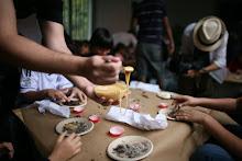 Actividad del Cacao al Chocolate en La Hacienda Buena Vista.