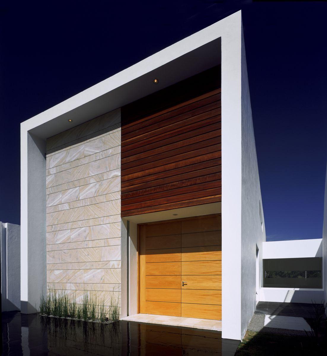 Casas minimalistas casa cubo for Casa cubo minimalista