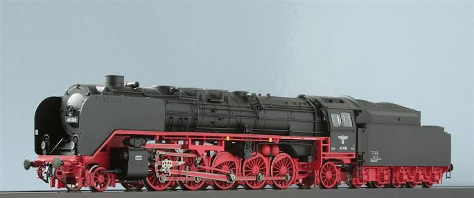 Modeli parnih lokomotiva DRG L104503N
