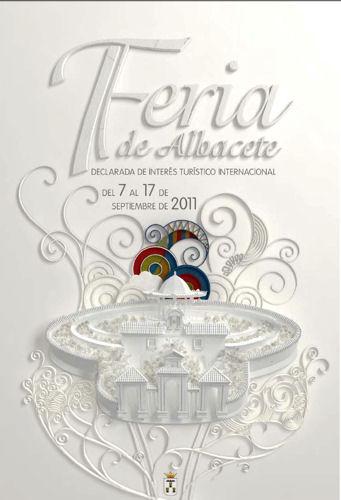 Cartel Feria Albacete 2011