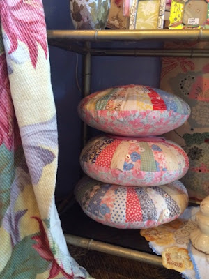 Pagoda Kauai vintage antique shop store Kapaa Hawaii Shabby Chic cushions