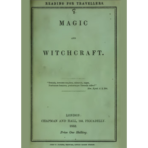 Magic And Witchcraft Image