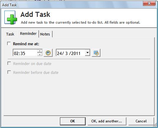 agendar compromissos pessoais no windows 8