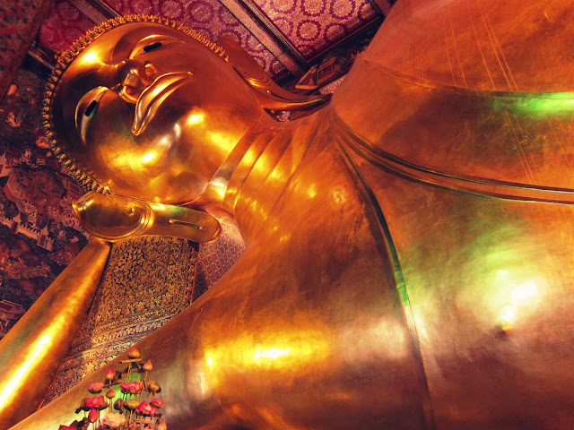 Bangkok Giant Reclining Buddha