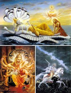 Дашаватар Вишну