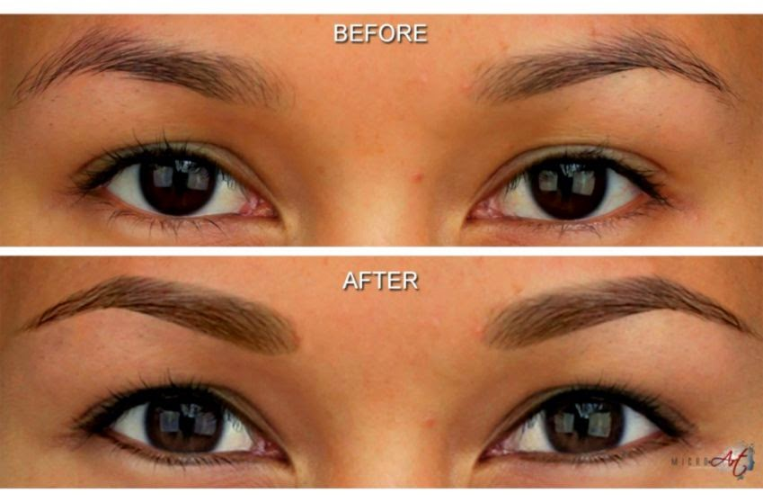 Eyebrow Tattooing Alternative   Semi Permanent Makeup by MicroArt