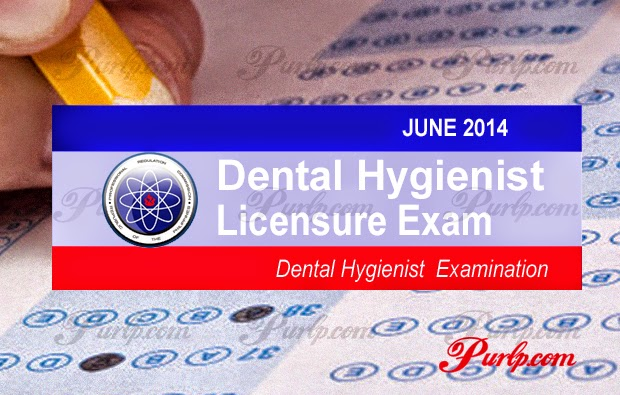 june 2014 dental hygienist licensure exam results