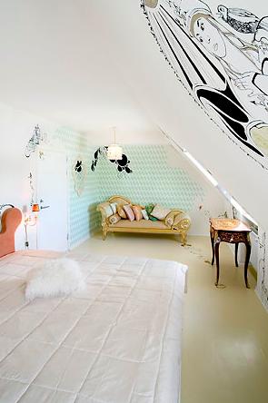 Elsk dit soveværelse / cahetuliv