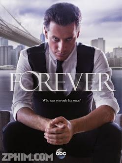 Anh Chàng Bất Tử - Forever (2014) Poster