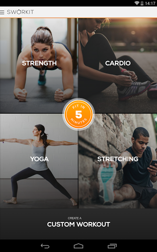 Sworkit Pro Personal Trainer