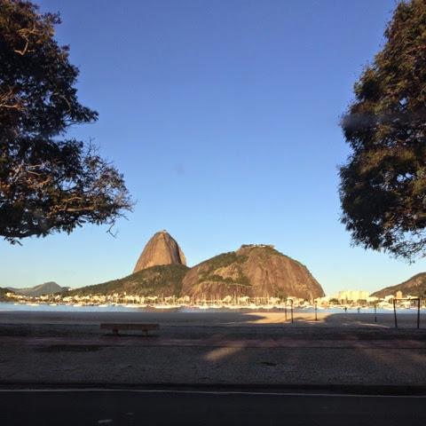 Pão de Açúcar Rio de Janeiro Brazil Sugar Loaf Flamengo