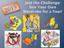 Grab button for SEW YOUR OWN WARDROBE CHALLENGE