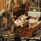 Hochfest der Geburt des Herrn - Zweite Vesper in der Stiftskirche Wilten - 25.12.2012