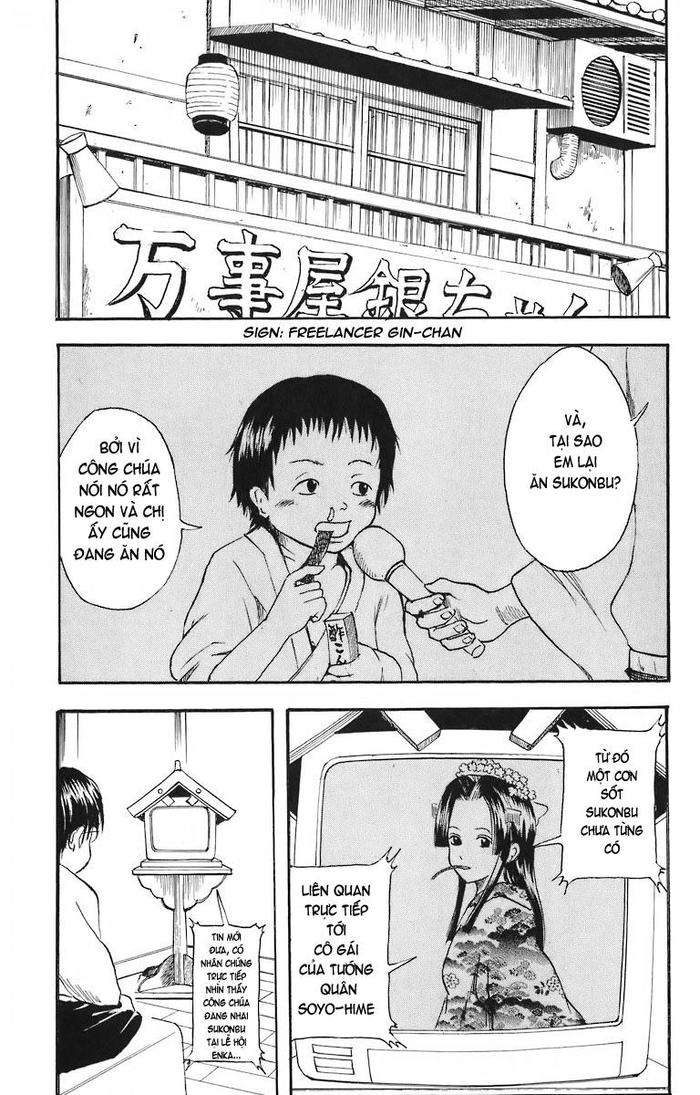 Gintama Chap 23 page 19 - Truyentranhaz.net