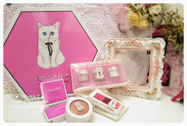 [MAEKUP] Shu uemura 2014 - Christmas Cat Look - Shupette彩妝系列 (彩妝示範) ... ...