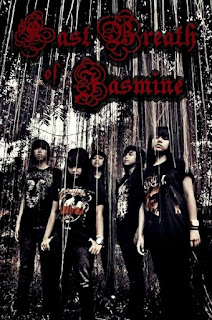 Last Breath Of Jasmine Wallpaper Photo Artwork Band Hardcore / Metalcore Malang Jawa Tengah Female Vocal