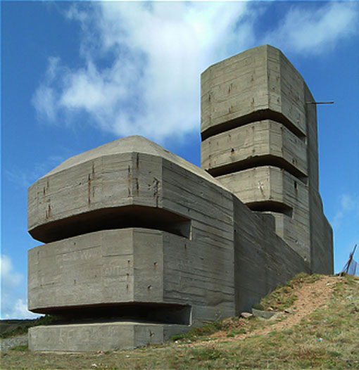 Contemporary Normandie 945: Vulture's Wargaming Blog: Stunning Beauty Of Bunkers