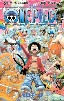 one piece - bản scan