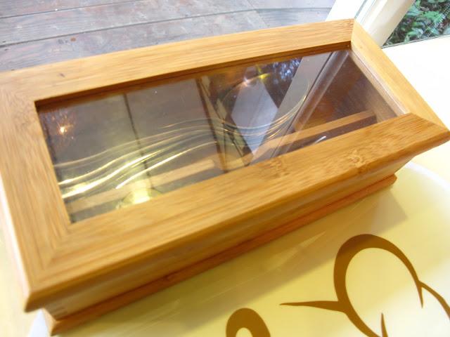 餐具放在木盒裡自行取用 - MR.CHEF'S廚師先生義大利麵