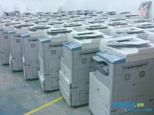 Nên mua máy photocopy hãng nào