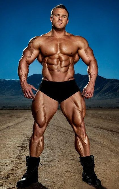 Muscle Worship Friday - Enjoy Your Weekend