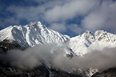 Alps in Innsbruck Austria