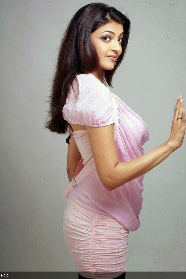 Southern beauty Kajal Agarwal could surely get the imagination run wild with her .