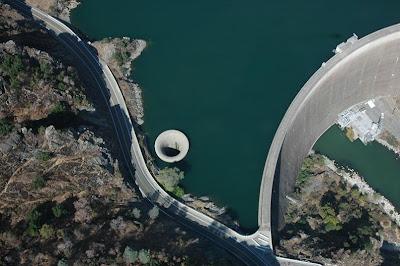 giant plughole monticello dam