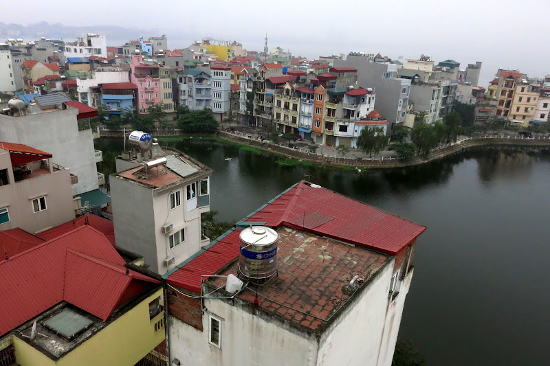 View of West Lake