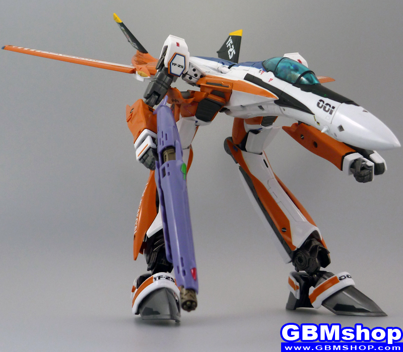 Macross Frontier YF-25 Prophecy gerwalk Mode